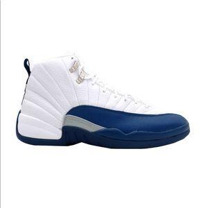Jordan 12 Retro 'French Blue'